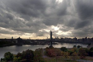 New York City and the Harlem River