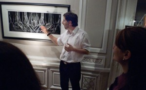 Diego Ortiz Mugica  talks about his work