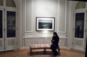 At the Argentine Embassy Gallery
