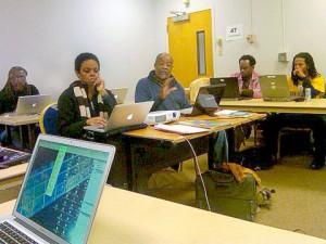 SAAC Photoshop Class