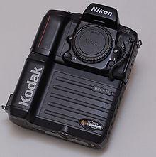 Kodak DCS 420 body