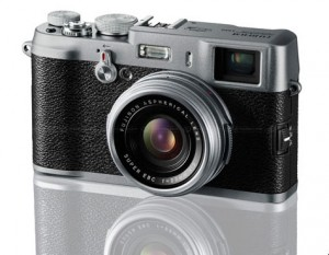 The Fujifilms FinePix X100 Camera