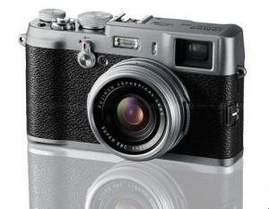 The Fujifilms FinePix X100 Camera