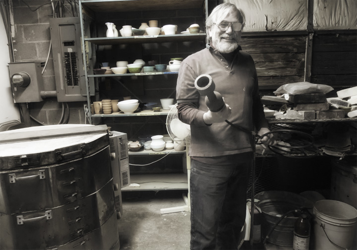 Ed-Bull, Artist & Founder of The Creative Clay Studios