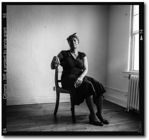 Back Cover: Daisy Hannah, Activist  ©Jarvis Grant